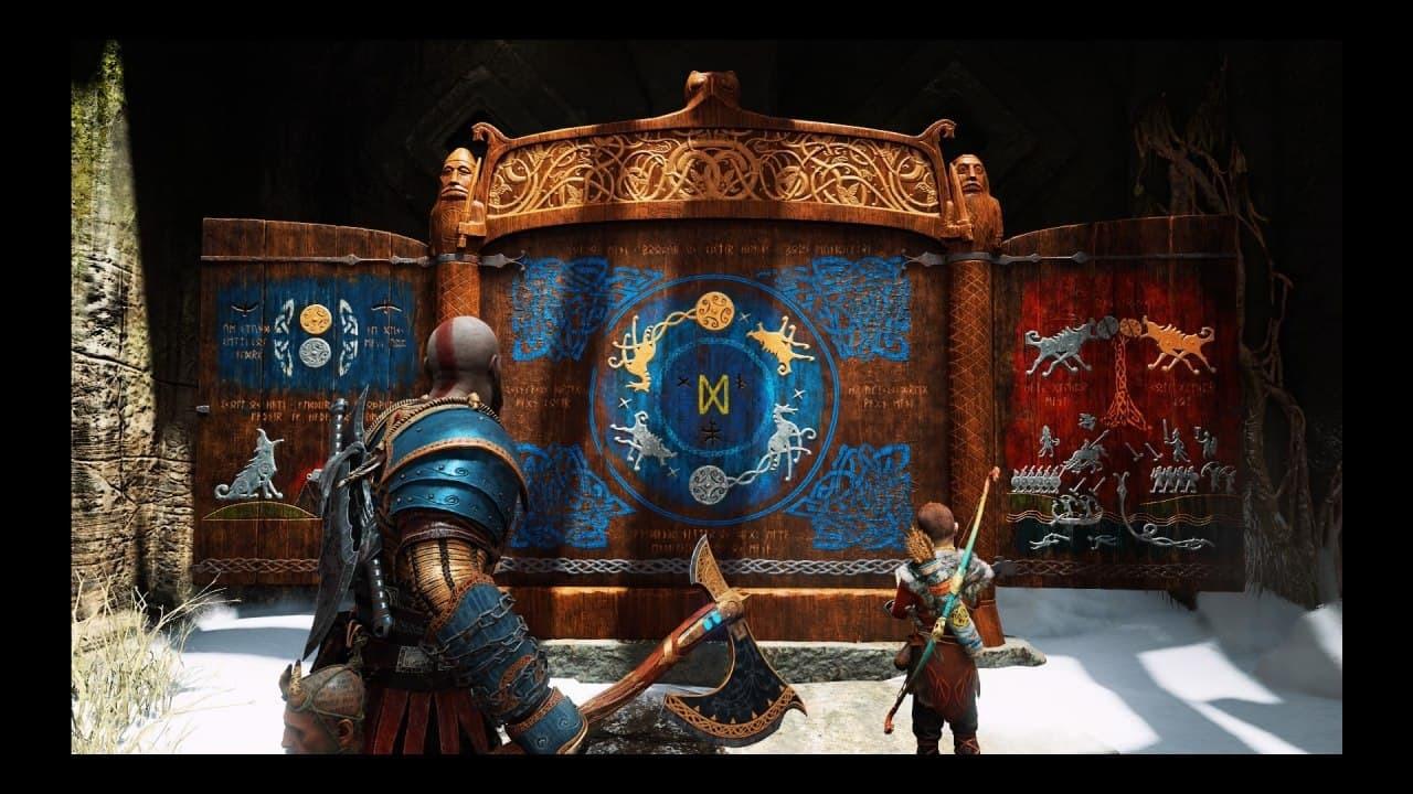 Kratos y su hijo frente al relato mitico
